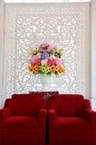 Ornamento floral Fotos de archivo libres de regalías