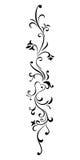 Ornamento floral Imagens de Stock