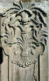 Ornamento floral arquitectónico Imagen de archivo