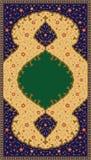 Ornamento floral complejo de Ahiar Imagen de archivo