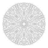 Ornamento floral del vector Imagenes de archivo
