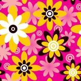 Ornamento floral ligero Fotografía de archivo