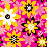 Ornamento floral ligero Libre Illustration