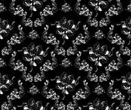 Ornamento floral real Imagens de Stock Royalty Free