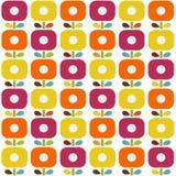 Ornamento floral simple Imagen de archivo