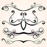 Ornamento floreale royalty illustrazione gratis