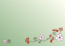 Ornamento floreale royalty illustrazione gratis