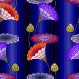 Ornamento floreale decorativo royalty illustrazione gratis