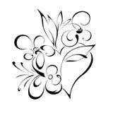 Ornamento 39 ilustración del vector