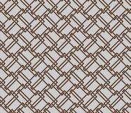 Ornamento geométrico Imagem de Stock Royalty Free