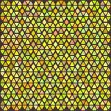 Ornamento geométrico Imagens de Stock Royalty Free