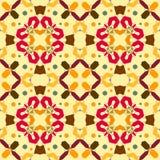 Ornamento geométrico do folclore de Ikat Textura étnica tribal do vetor ilustração royalty free