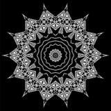 Ornamento geométrico oriental Fotografía de archivo libre de regalías