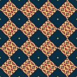 Ornamento geométrico sem emenda Fotos de Stock Royalty Free