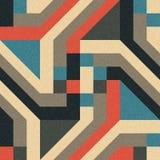 Ornamento geometrico Fotografie Stock
