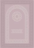 Ornamento georgiano del nudo Imagenes de archivo