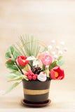 Ornamento giapponese di festa per il giorno dei nuovi anni Fotografie Stock