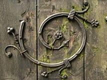 Ornamento gotico Fotografia Stock