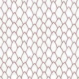 Ornamento gráfico Vetor que repete a textura Textura da pele do réptil ilustração royalty free