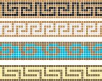 Ornamento greco Immagini Stock Libere da Diritti