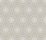 Ornamento inconsútil árabe Imagen de archivo libre de regalías