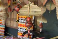 Ornamento indiano bonito imagem de stock