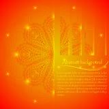 Ornamento indio imagen de archivo libre de regalías