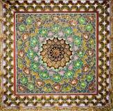 Ornamento islâmico imagens de stock