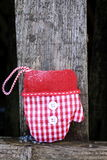 Ornamento lamentable del guante foto de archivo libre de regalías