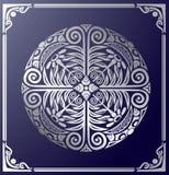 Ornamento medioevale Immagini Stock