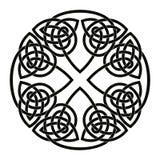 Ornamento nacionais celtas ilustração royalty free