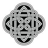 Ornamento nacional céltico Fotos de archivo