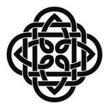 Ornamento nacional céltico Fotos de archivo libres de regalías