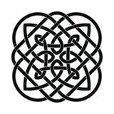 Ornamento nacional céltico Imagenes de archivo
