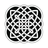 Ornamento nacional céltico Imágenes de archivo libres de regalías