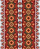 Ornamento nacional ucraniano Imagem de Stock Royalty Free