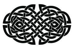 Ornamento nazionale celtico illustrazione vettoriale