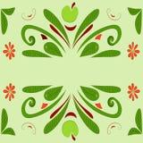 Ornamento pattern Fotografie Stock
