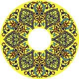 Ornamento persiano Fotografia Stock Libera da Diritti