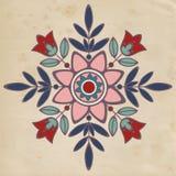 Ornamento popular Imagen de archivo libre de regalías