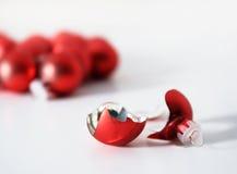 Ornamento quebrado Fotos de archivo libres de regalías