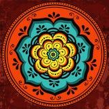 Ornamento redondo hermoso libre illustration