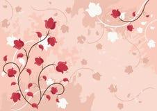Ornamento rosado del granero. Fotografía de archivo libre de regalías