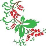 Ornamento ruso Ilustración del Vector