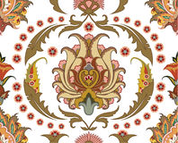 Ornamento sem emenda Fotografia de Stock Royalty Free