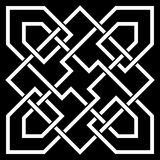 Ornamento sem emenda do kelt Imagem de Stock Royalty Free