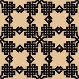 Ornamento sem emenda do kelt Imagem de Stock