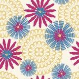 Ornamento sem emenda floral Imagem de Stock