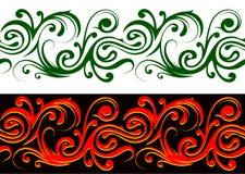 Ornamento senza cuciture elegante royalty illustrazione gratis