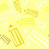 Ornamento senza giunte a colori 37 Immagini Stock